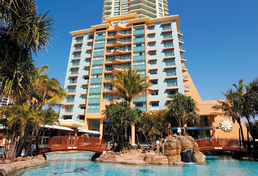 Surfers Paradise Crown Towers